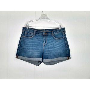 Old Navy Denim Shorts Boyfriend Short
